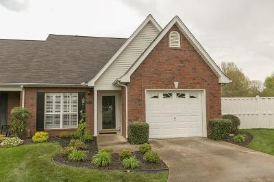 Rutherford County Single Family Home Under Contract - Showing: 1705 Keeneland Ct