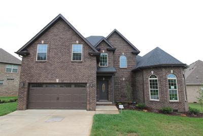 Clarksville TN Single Family Home For Sale: $329,900