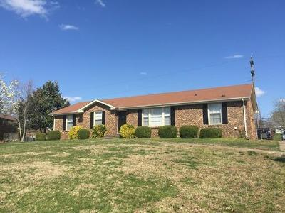 Clarksville Rental For Rent: 813 Prescott Dr