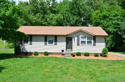 Clarksville Rental For Rent: 332 Swan Lake Dr