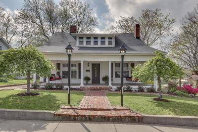 Dickson Single Family Home Under Contract - Showing: 112 McCreary Hts