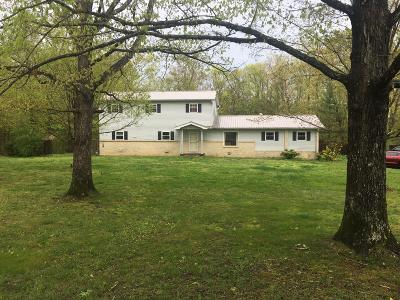Nunnelly Single Family Home For Sale: 4196 Bell Branch Rd