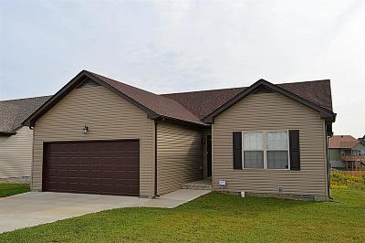Clarksville Rental For Rent: 2189 Trophy Trace
