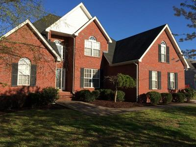 Rutherford County Single Family Home For Sale: 7408 Catherine St