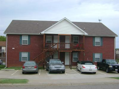 Clarksville Rental For Rent: 143 H Darlene Drive