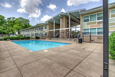 Condo/Townhouse Under Contract - Showing: 801 Inverness Ave Apt D7 #D7