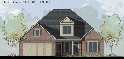 Wilson County Single Family Home For Sale: 836 Manner Lane (Lot 26)
