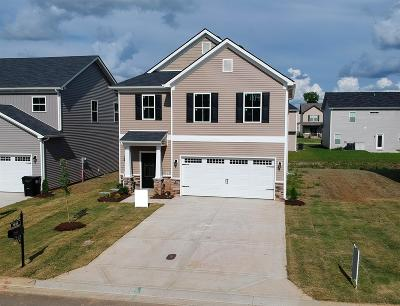 Rutherford County Single Family Home For Sale: 1634 Sunray Dr - Lot 104