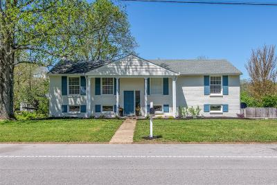 Nashville Single Family Home For Sale: 923 Percy Warner Blvd