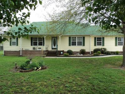 Manchester TN Single Family Home For Sale: $159,900