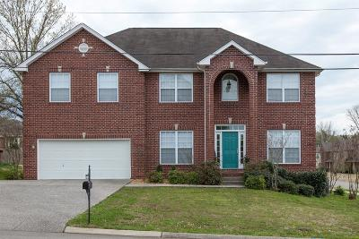Maury County Single Family Home For Sale: 3000 Manchester Dr