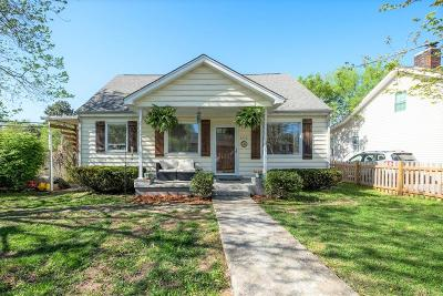 Nashville Single Family Home For Sale: 4710 Utah Avenue