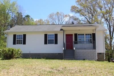 Nunnelly Single Family Home For Sale: 4620 Weems Rd