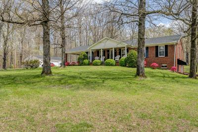 White Bluff Single Family Home For Sale: 1079 White Bluff Rd