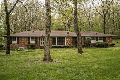 Goodlettsville Single Family Home For Sale: 209 Green Acres Ct