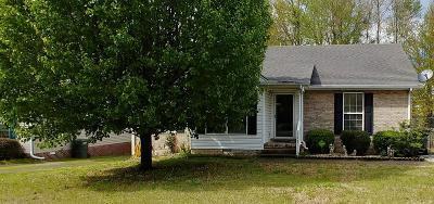 Springfield TN Single Family Home For Sale: $149,900