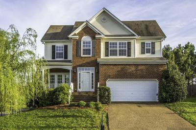 Williamson County Single Family Home Under Contract - Showing: 5010 Idaho Dr