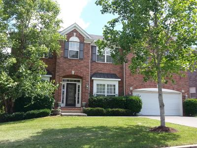 Brentwood  Single Family Home For Sale: 9713 Tanglewood Ln