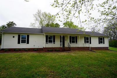 Rutherford County Single Family Home For Sale: 7390 Almaville Rd