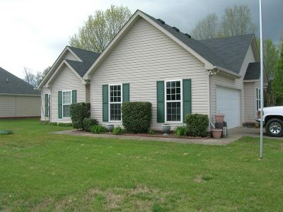 Rutherford County Single Family Home For Sale: 456 Stones River Ln