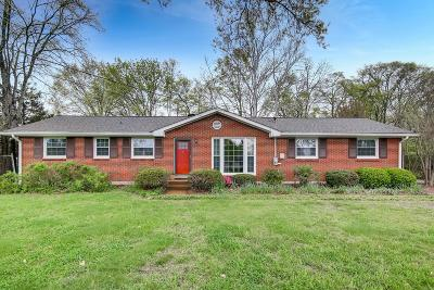 Sumner County Single Family Home For Sale: 117 Leota Dr