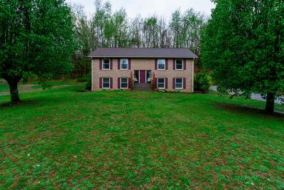 Robertson County Single Family Home For Sale: 2954 S Old New Cut Rd