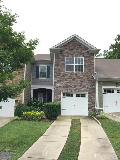 Davidson County Condo/Townhouse For Sale: 3731 Shane Point Pl