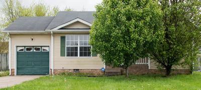 Christian County Single Family Home For Sale: 1015 Bush Avenue