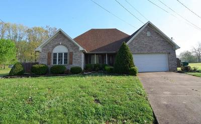 Christian County Single Family Home For Sale: 109 Hillview Court