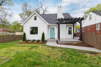 Single Family Home For Sale: 909 McClurkan Ave
