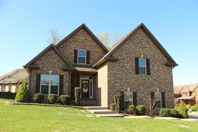 Wilson County Single Family Home For Sale: 7000 Timber Cove Drive