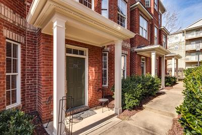 Nashville Condo/Townhouse For Sale: 756 Wedgewood Park