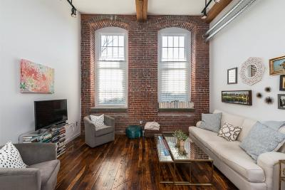 Nashville Condo/Townhouse For Sale: 1350 Rosa L. Parks Blvd #236