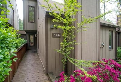 Davidson County Condo/Townhouse For Sale: 306 Chimney Hl #306