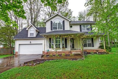 Single Family Home Sold: 109 Grovepark Ct