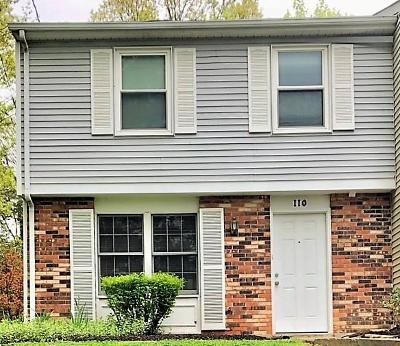Nashville Single Family Home For Sale: 110 Lake Forest Ct