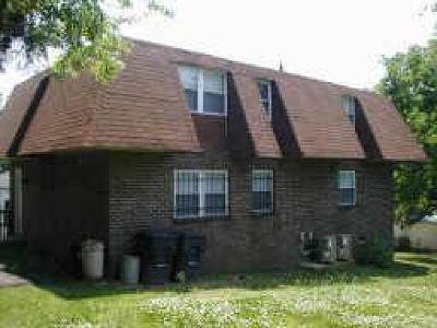 Davidson County Single Family Home For Sale: 1121 38th Ave N