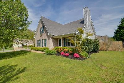 Williamson County Single Family Home For Sale: 1900 Portview Dr