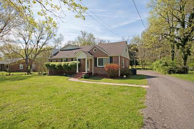 Davidson County Single Family Home For Sale: 415 Moss Trail