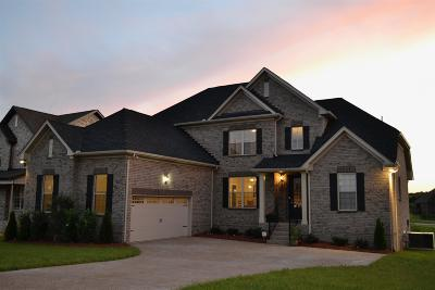 Sumner County Single Family Home For Sale: 1086 Lillian Ln