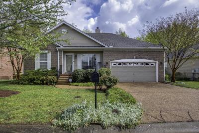 Nashville Single Family Home Under Contract - Showing: 3261 River Walk Dr