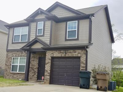 Davidson County Single Family Home For Sale: 612 Sandrose Ct
