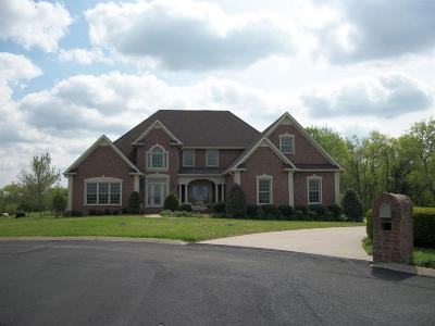 Shelbyville Single Family Home Active - Showing: 138 Scenic View Ln