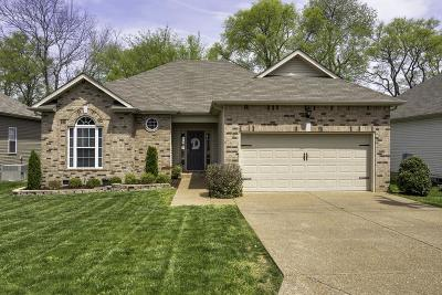Spring Hill  Single Family Home Under Contract - Showing: 1056 Golf View Way