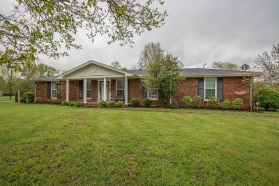 Davidson County Single Family Home For Sale: 4572 Andrew Jackson Parkway