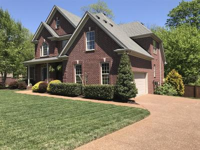 Rutherford County Single Family Home For Sale: 1181 Ben Hill Blvd