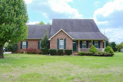 Rutherford County Single Family Home For Sale: 3103 Vestry Ave