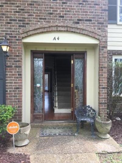 Nashville Condo/Townhouse For Sale: 8207 Sawyer Brown Rd Apt A4 #A4