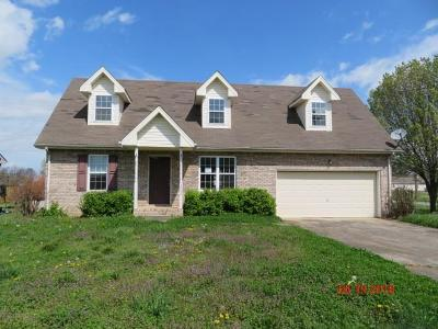 Christian County Single Family Home For Sale: 1995 Timberline Cir