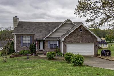 Dickson Single Family Home For Sale: 116 Pheasant Hollow Road